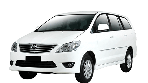 Innova Car on Rent in South Goa