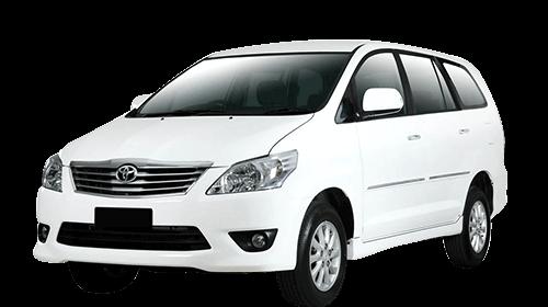Innova Car on Rent in South Goa